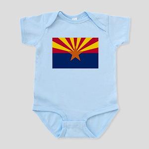 Flag of Arizona Body Suit