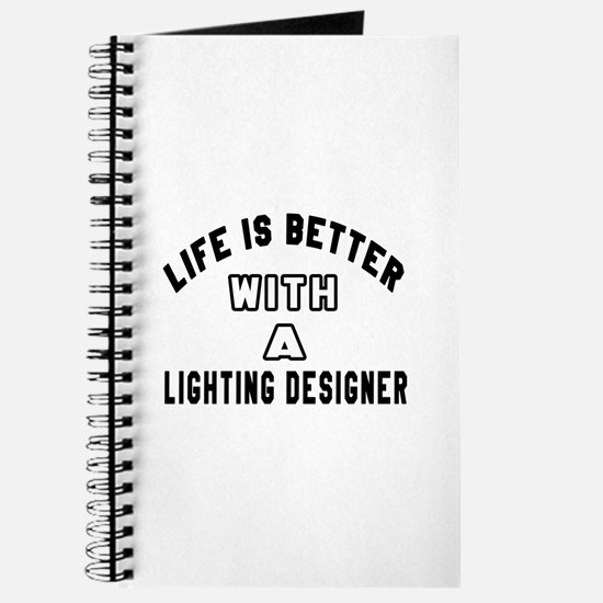 Lighting Designer Designs Journal