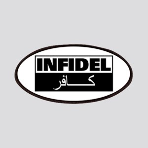Infidel: English and Arabic Patch