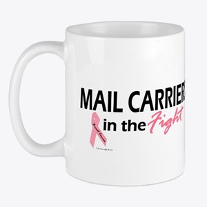 Mail Carriers In The Fight Mug