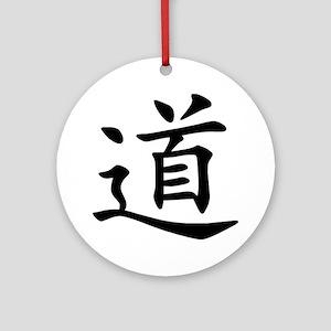 Dao Round Ornament