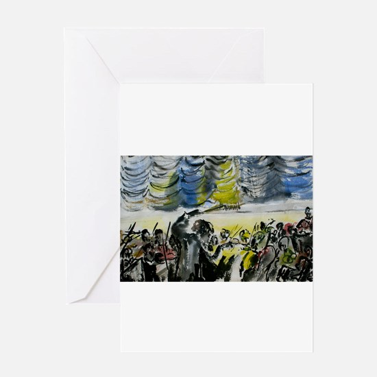 Orchestra Greeting Cards