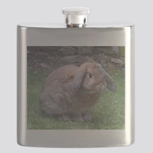 Floppy Eared Bunny Flask