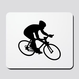 Cycling race Mousepad