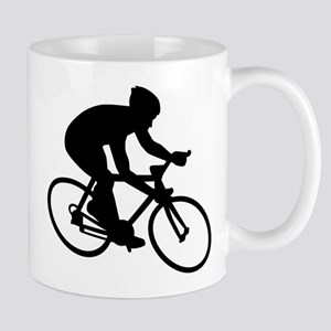 Cycling race Mug