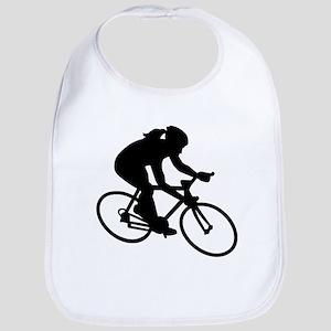 Cycling woman girl Bib