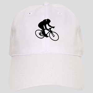 Cycling woman girl Cap