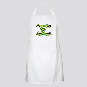 Proudly Jamaican Apron