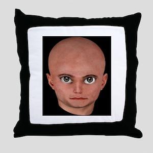 Mythi Throw Pillow