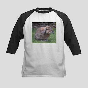 Floppy Eared Bunny Baseball Jersey