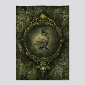 Knight Fantasy 5'x7'Area Rug