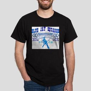 BLUE JAY SQUARES T-Shirt