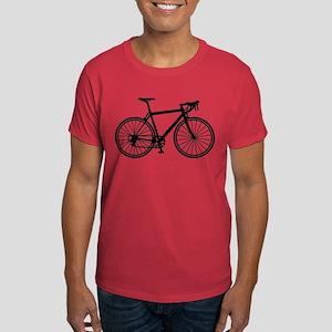 Racing bicycle Dark T-Shirt