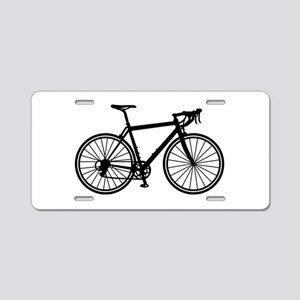 Racing bicycle Aluminum License Plate