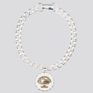 UH - 60 Blackhawk - Air Charm Bracelet, One Charm