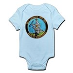 USS CONWAY Infant Bodysuit