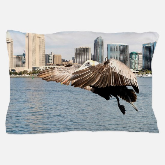Cute Marina california Pillow Case