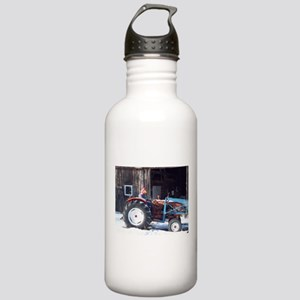 Hired Hand Rooster Wor Stainless Water Bottle 1.0L