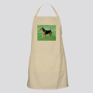 airedale terrier full Apron