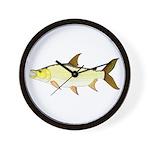 Giant Tigerfish Wall Clock