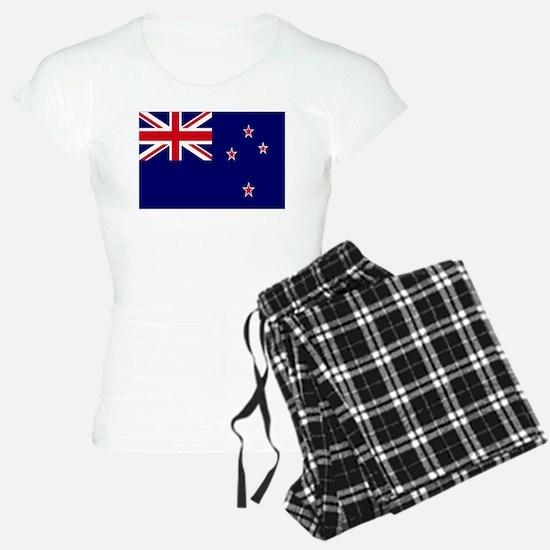 New Zealand flag Pajamas