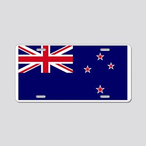 New Zealand flag Aluminum License Plate