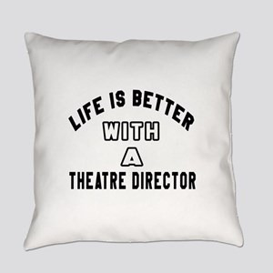 Theatre director Designs Everyday Pillow