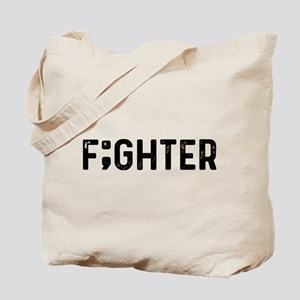 F;ghter Tote Bag