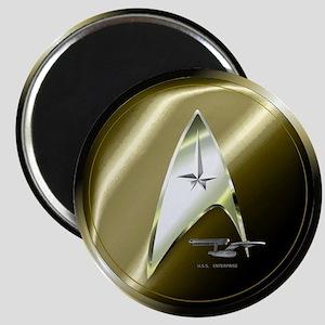 Bronze Star Trek Magnets