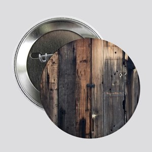 """Tate Barn Wood 1 by Leslie Harlow 2.25"""" Button"""