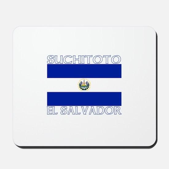 Suchitoto, El Salvador Mousepad