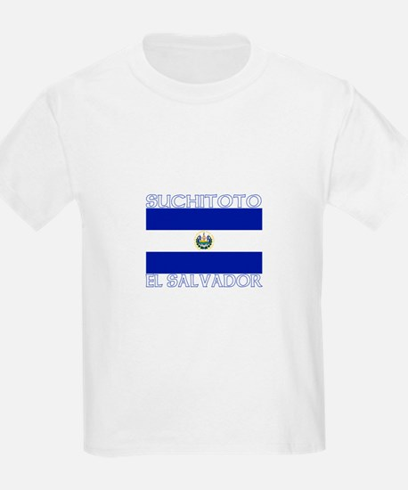 Suchitoto, El Salvador T-Shirt