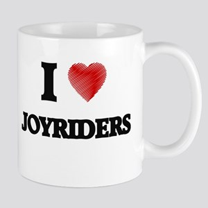 I Love Joyriders Mugs