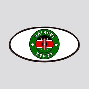 Nairobi Kenya Patch