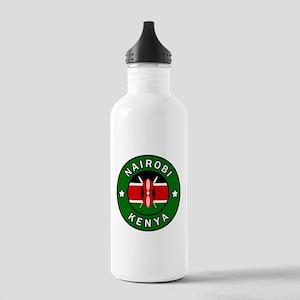 Nairobi Kenya Stainless Water Bottle 1.0L