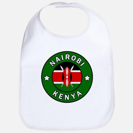 Nairobi Kenya Bib