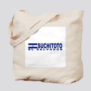 Suchitoto, El Salvador Tote Bag