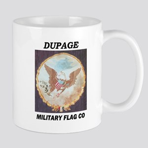 DuPage Military Flag Co Mug
