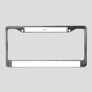 Suchitoto, El Salvador License Plate Frame