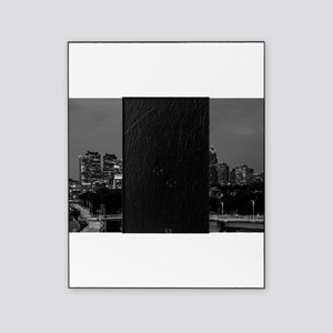 Philly skyline from Schuylkill Banks Picture Frame