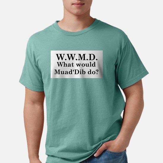 WWMD Ash Grey T-Shirt