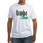 Grandpa to Be Fitted T-Shirt