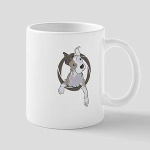 dog photography Mugs