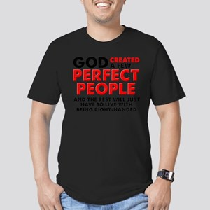 Perfectly Left-Handed Left Hand Funny T-Shirt