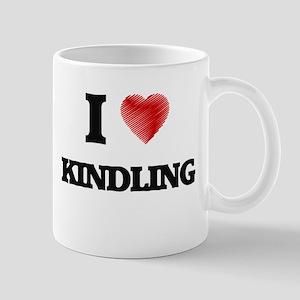 I Love Kindling Mugs
