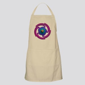 Spiral Candy2 BBQ Apron
