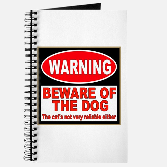 Beware of the Dog Journal