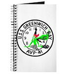 USS Greenwich Bay (AVP 41) Journal