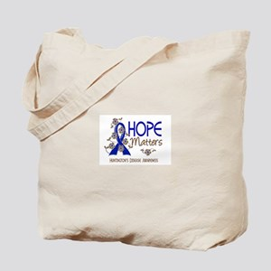 Brainy HD Hope Matter Huntington's Diseas Tote Bag