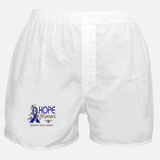 Brainy HD Hope Matter Huntington's Di Boxer Shorts